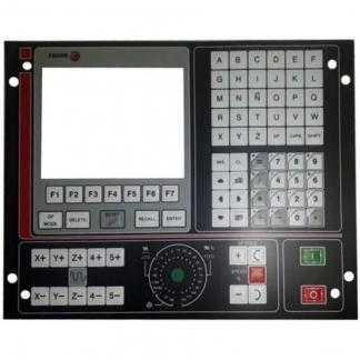 Membrana Cnc Fagor 8025 Máquinas Antigas Nardini