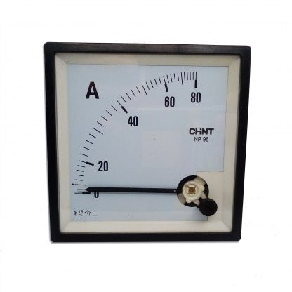 Amperimetro 0-80A